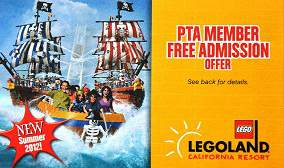LEGOLAND California discount applies to One-Day Hopper ticket to LEGOLAND California and your choice of SEA LIFE or LEGOLAND Water Park. LEGOLAND Florida discount applies to any One-Day General Admission Park Only or Water Park Combo Ticket. LEGOLAND Water Park is a seasonal attraction, please see Operating Days and Hours online.