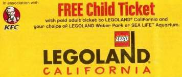 Getting great deals on admission at Legoland is easy when you have one of these 4 coupons. Their December offers will score you big savings, but be sure to browse all of the coupons to see what additional discounts are currently available.