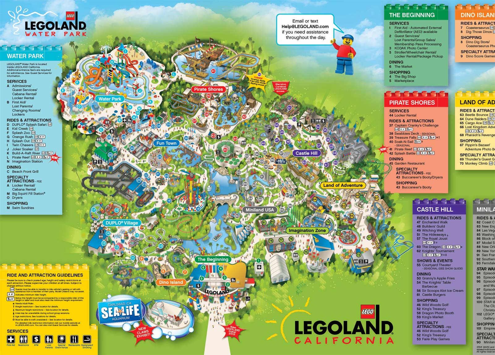 Legoland California Coupons  Carlsbad, CA  Discount Admission